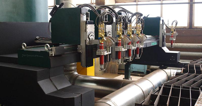 Комплексы термической резки «Енисей» на производстве СУЭК